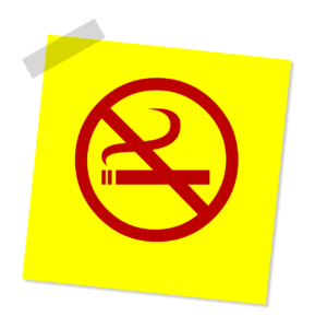 no smoking vs covid